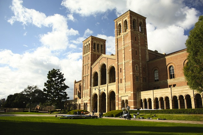 UCLA, Royce Hall