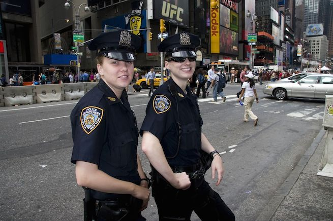 woman-nypd